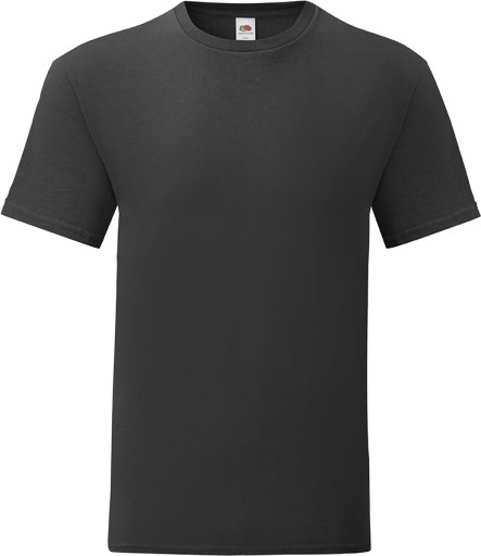 T-shirt koszulka FruitOfTheLoom ICONIC roz L 8562835078 Odzież Męska T-shirty OK QOFFOK-2