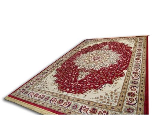 Dywany łuszczów Kaszmir 240x330 Rozeta Dev064