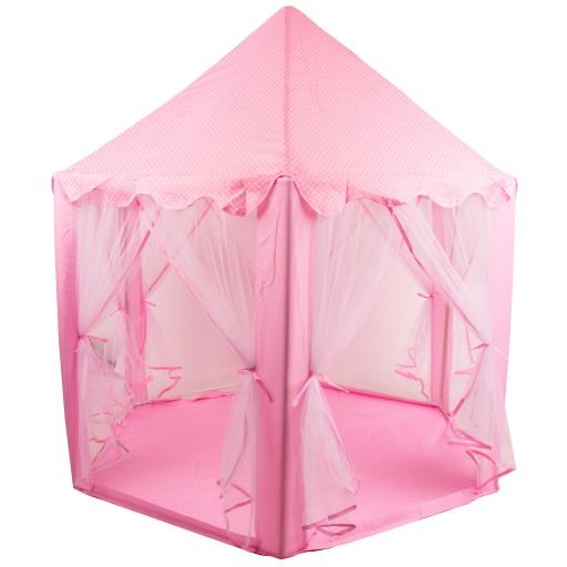 Namiot Dla Dzieci Do Domu Ogrodu Zamek Domek 140cm 8766808396 Allegro Pl