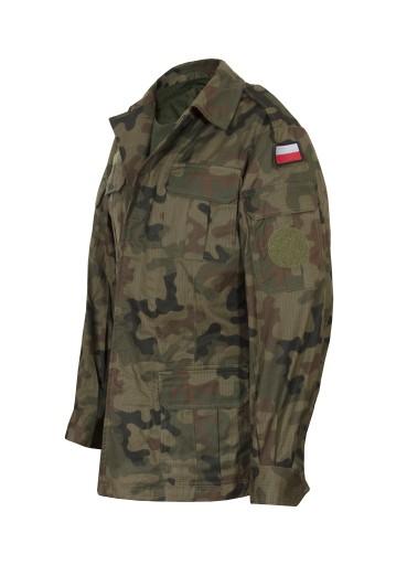 Wojskowy Letni Mundur Rip Stop Wz 124z Wz 93 7893570671 Allegro Pl