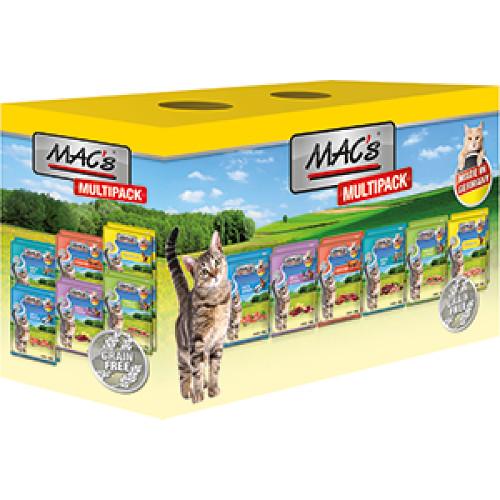 Mac X27 S Cat Multipack 6 Smakow 12 X 100g Saszetki 8590179651 Allegro Pl