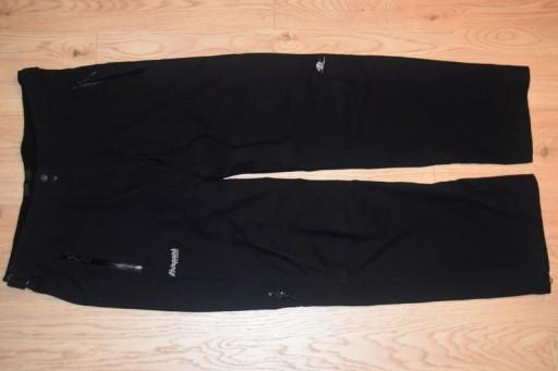 BERGANS OF NORWAY RASK spodnie DERMIZAX ~ XL