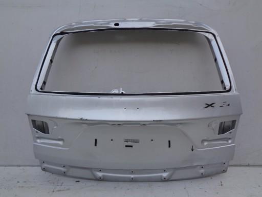 GEPEK ZADNJA BMW X3 E83 03-06 NR 17242