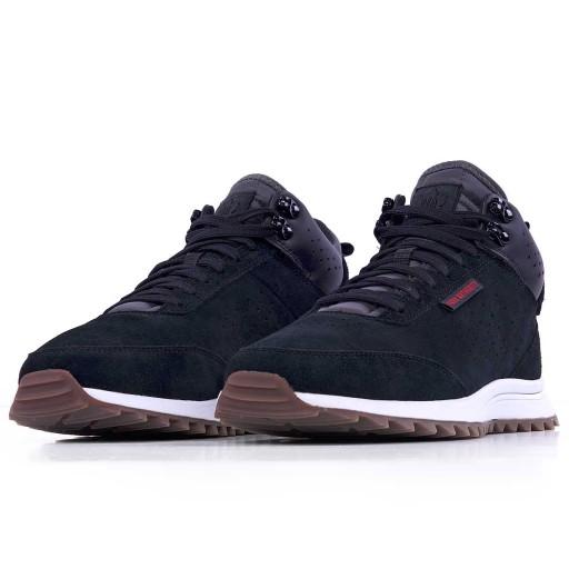 Wielka wyprzedaż Hurt buty do biegania BUTY ZIMOWE K1X OAKLAND BLACK DARK GUM 46