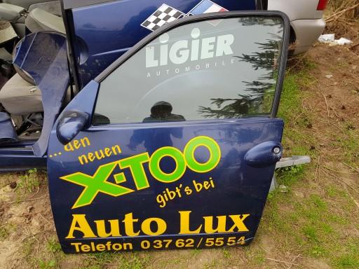 Ligier Xtoo DURYS KAIRE.P. STIKLAS