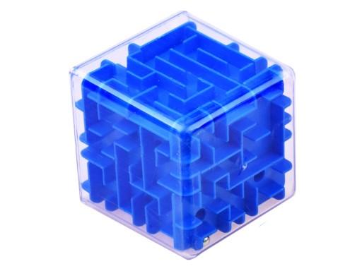 Gra zręcznościowa LABIRYNT kostka 3D