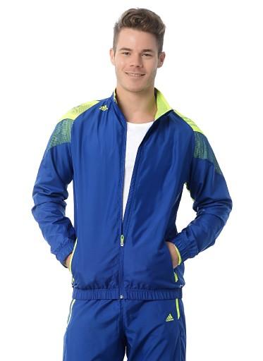 ADIDAS BLUZA MĘSKA F50 WOV JKT CLIMACOOL G74069 M 7937640766 Bluzy Męskie Bluzy SX EOQYSX-6