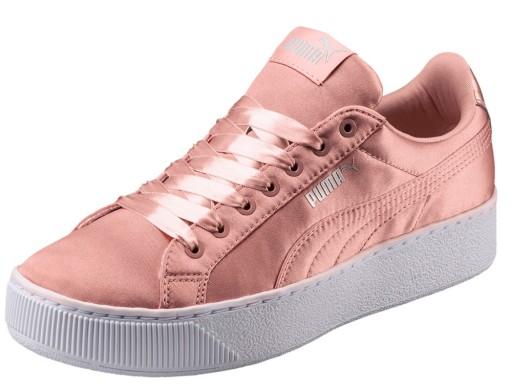 Sneakersy PUMA Vikky Platform EP 365239 01 Peach BeigePeach Beige