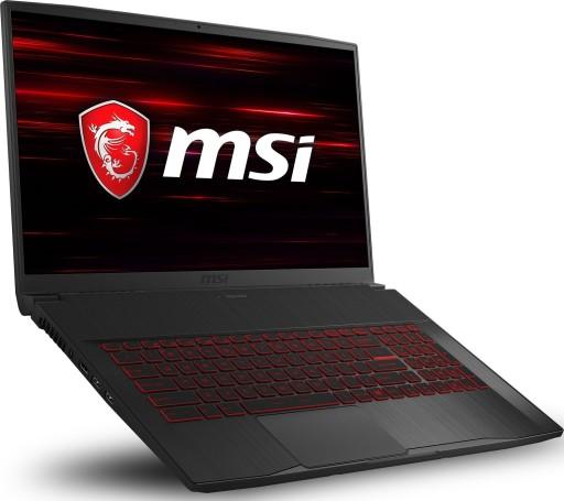 MSI GF75 THIN i5-8300H 16GB 256SSD IPS GTX1050Ti