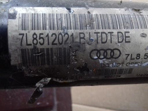 Audi Q7 amortyzator tyl prawy lewy 7L8512021BJ