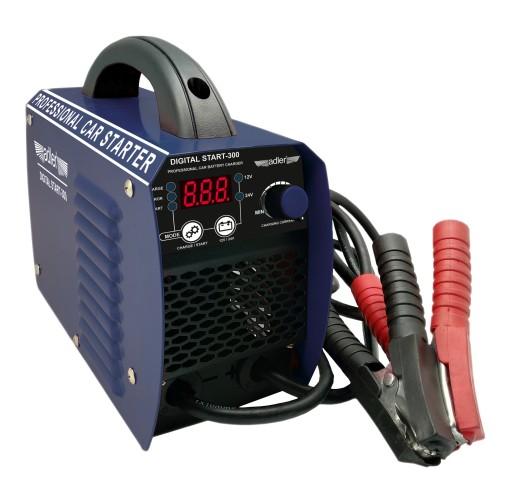 ADLER DIGITAL START-300 INWERTOR ROZRUCH 40/300A