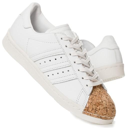 Buty damskie Adidas Superstar 80S CORK W BA7605