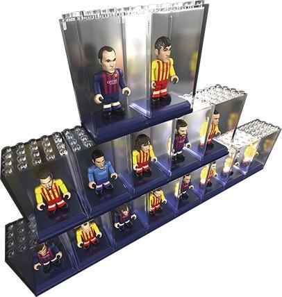 Figurka piłkarza FC Barcelona COBI-28008