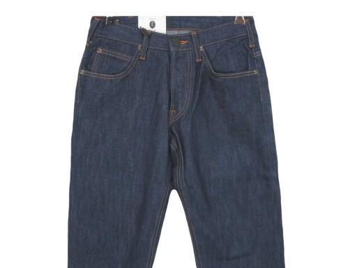 Spodnie Męskie Lee Knox Regular Straight W28 L34 8421800987 Odzież Męska Jeansy ER GOUGER-4