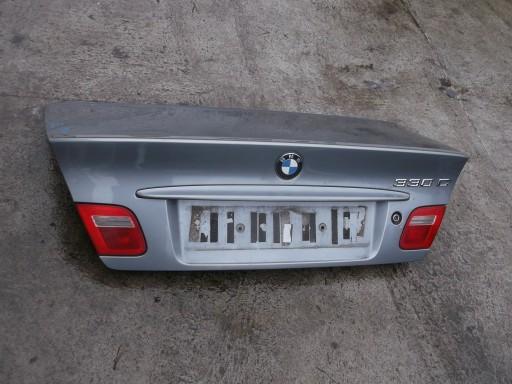Bmw E46 Coupe Lift Klapa Pokrywa Bagaznika Poznan Allegro Pl