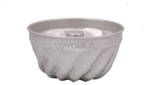 Foremka do pieczenia babki aluminiowa 0,125 kg