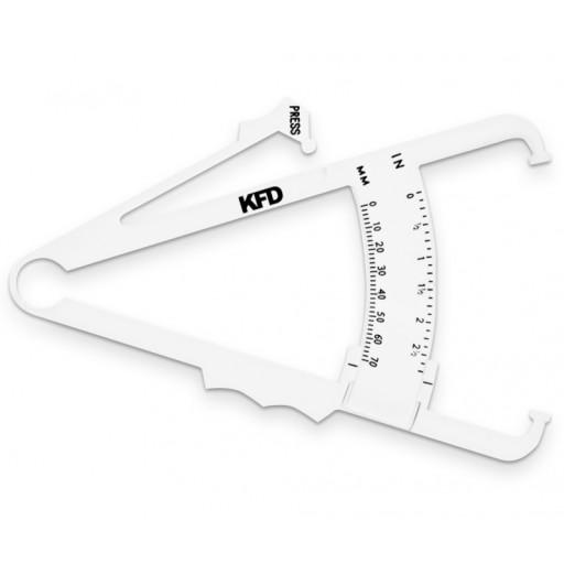 KFD Fałdomierz -KALIPER- Pomiar Tkanki Tłuszczowej