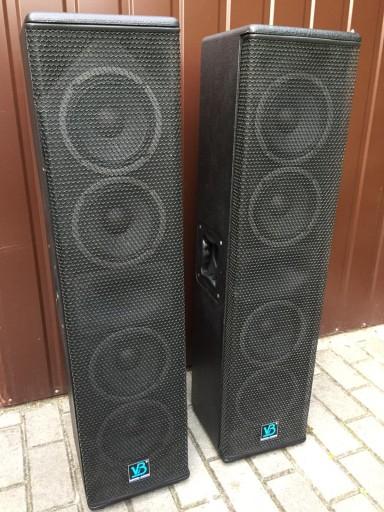 Kolumny Estradowe Bayor Audio Da46 Super Stan 8244289292 Sklep Internetowy Agd Rtv Telefony Laptopy Allegro Pl