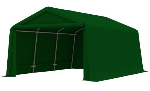 Namiot Garazowy Garaz Namiotowy 3 3m X 4 7m 8783410894 Allegro Pl