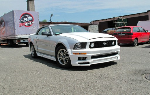 Ford Mustang 2005 2010 Pelny Zestaw Tuning Dokladk Aleksandrow Lodzki Allegro Pl