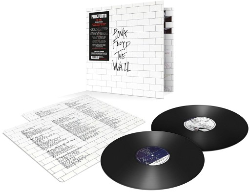 PINK FLOYD The Wall Limited 2LP