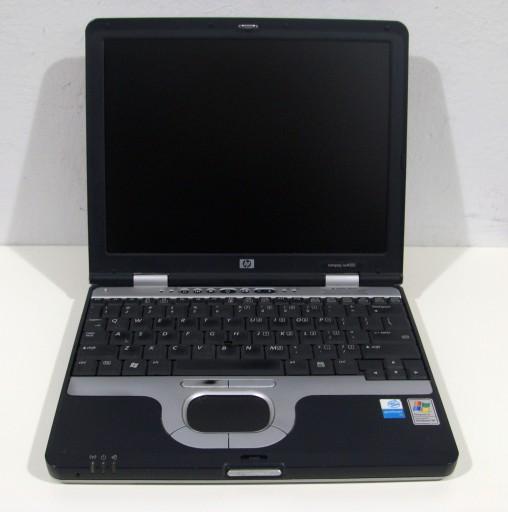 HP Compaq nc4000 PM 1.4 GHz 1GB 30GB WiFi GW FV