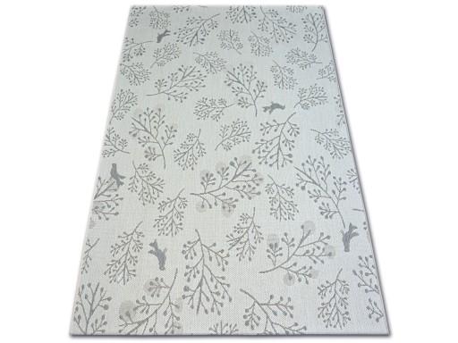 Dywany łuszczów Sznurkowy 120x170 Płasko Tkany