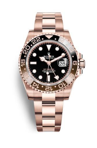 Rolex GMT-Master II everose gold