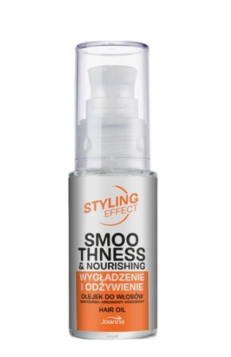 Joanna Styling Effect olejek do włosów