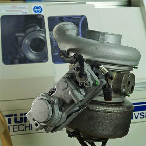 Turbo turbina Scania R450 G450 3791927 3791928