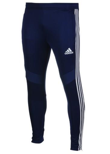 Spodnie Adidas dresowe Junior dresy Tiro 19 DT5177