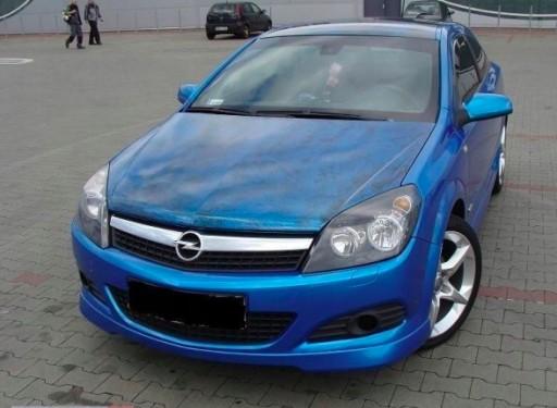 Opel Astra H 3d Zestaw Spoilery Progi Body Kit Opc Aleksandrow Lodzki Allegro Pl