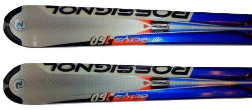 Narty ROSSIGNOL ACTYS 150 roz. 162 cm