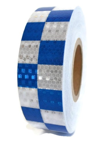 TAPE THE LAMP SLICE BLUE CHESS BOARD