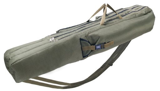 Pokrowiec torba na wędki 3 komory 160cm + gratisy