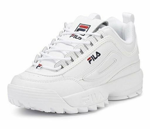Fila Disruptor II Premium White 5FM00002 125