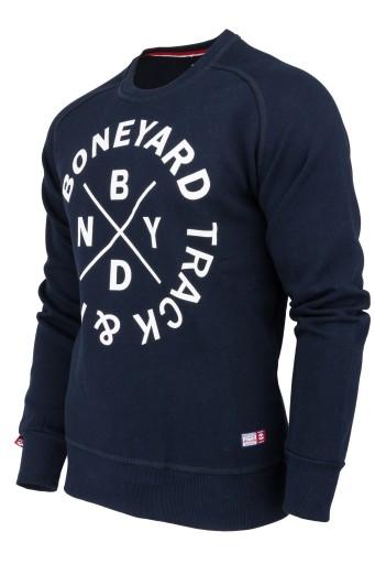 BONE YARD bawełniana bluza premium TRAINING ____ M 10048939526 Bluzy Męskie Bluzy SO XKZPSO-3