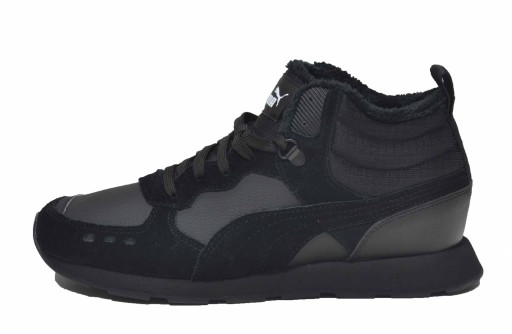 Sneakers PUMA Vista Mid Wtr 369783 01 Puma BlackPuma White