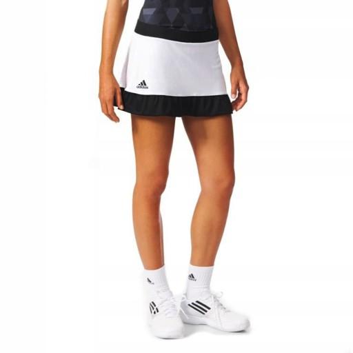 3ec1747640 Spódniczka sportowa Adidas Court AI1144 Tenis 7978456653 - Allegro.pl