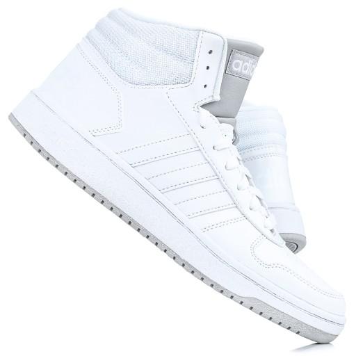 Buty męskie Adidas Hoops 2.0 MID F34813 8534160047 Allegro.pl