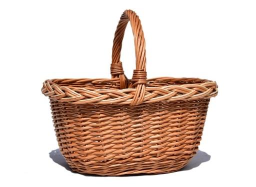 98cb9e48eba209 Kosz na zakupy WIKLINA koszyk na grzyby PREZENT Przeznaczenie kosz zakupowy
