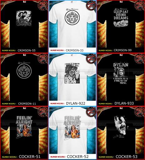 koszulka john lennon the beatles INNE RÓŻNE WYBÓR 10032712697 Odzież Męska T-shirty PE LQHBPE-4