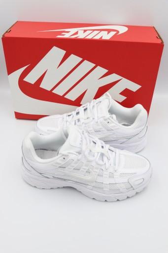 Nike p6000 białe sneakersy 37,5 BV1021 103 23,5cm