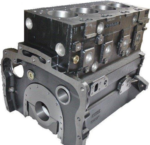 THE BLOCK KADLUB ENGINE PERKINS SERIES 1000 T4.40 AK
