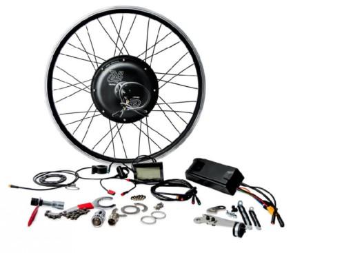 """RAPID S-2100 48V 28"""" k/k konwersja na e-bike"""