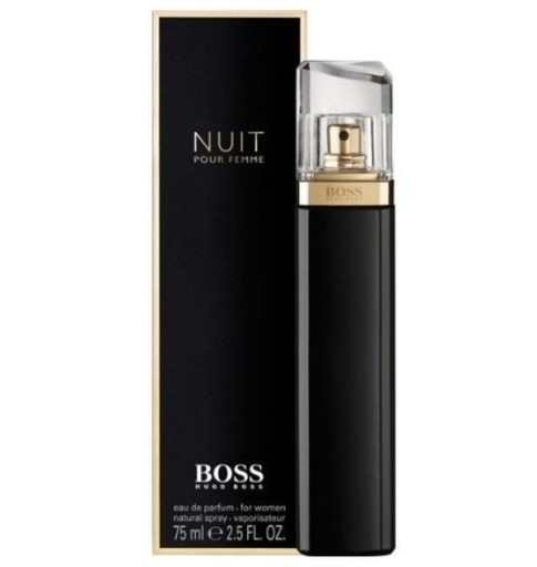PERFUMY DAMSKIE HUGO BOSS NUIT FEMME 75ml EDP