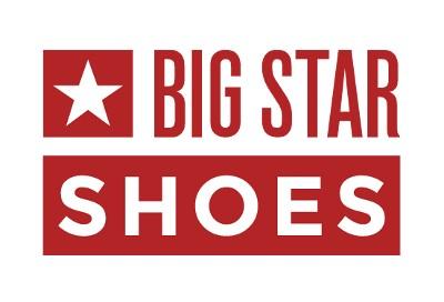 BIG STAR trampki czarne mono damskie T274032 r.39 9089895557