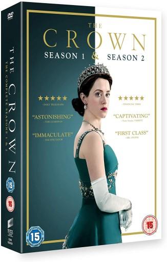 The Crown (8 DVD) Sezony 1-2 /Sezon 2: napisy PL/