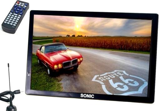 Telewizor Samochodowy 12v 24v Tir 14 X27 Dvb T Usb Sd 8585478168 Sklep Internetowy Agd Rtv Telefony Laptopy Allegro Pl