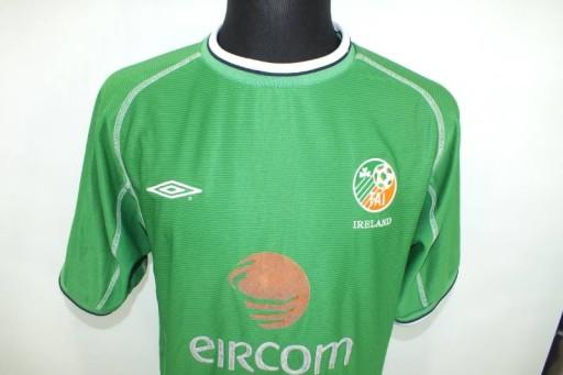 Umbro Irlandia Ireland koszulka reprezentacji L